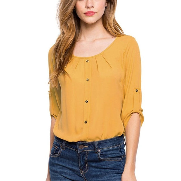 Sleeve Ruffle Batwing Short Sleeve Blouse - Shop Shiningbabe - Womens Fashion Online Shopping Offering Huge Discounts on Shoes - Heels, Sandals, Boots, Slippers; Clothing - Tops, Dresses, Jumpsuits, and More.