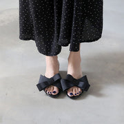 Women's Summer Beach Bow Flat Sandals - Shop Shiningbabe - Womens Fashion Online Shopping Offering Huge Discounts on Shoes - Heels, Sandals, Boots, Slippers; Clothing - Tops, Dresses, Jumpsuits, and More.