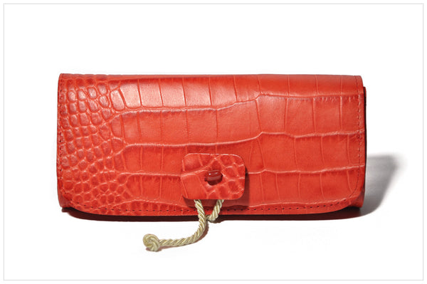 Jewel clutch / Pochette gioiello. Naris by Pollipò Italy - front view