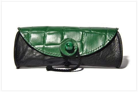 Pollipò CJ Clamseo - jewel clutch / pochette gioiello