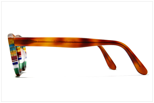 Sunglasses handmade in Italy - ONDA 5S by Pollipò Occhiali Eyewear