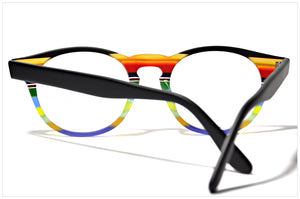 Occhiali pantos multicolor by Pollipò Eyewear - Modello ONDA 6S