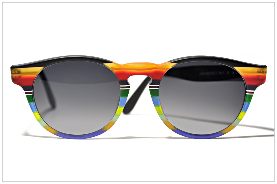 Multicolor sunglasses / Occhiali da sole multicolore Pollipò ONDA 6S