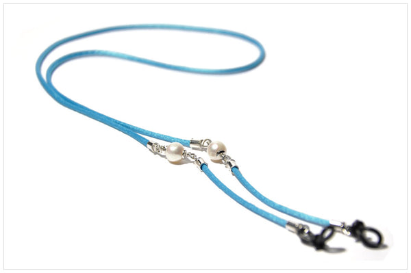 Pollipò P3294 pearl azure - eyewear jewel chain