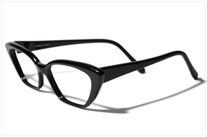 Eyeglasses by Pollipò Italy / Occhiali da vista. Model P509-10 side angle view