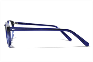 Pollipò eyeglasses design P595-03 side view