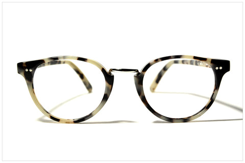 Eyewear handmade in Italy - Pollipò P595-08 front view