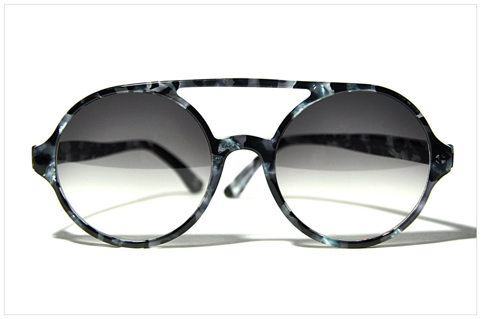 Handmade in Italy sunglasses. Pollipò P600-03.