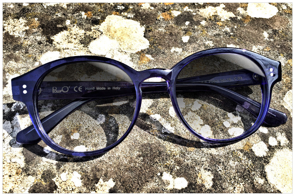 Sunglasses handmade in Italy. Style n. 607-02