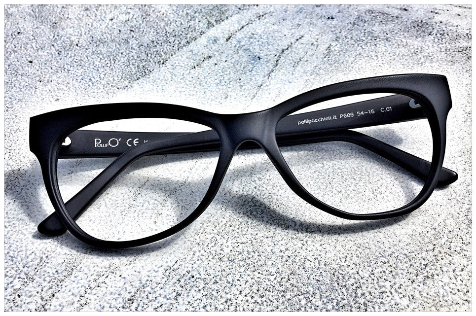 Creative eyewear by Pollipò Occhiali - Style 609