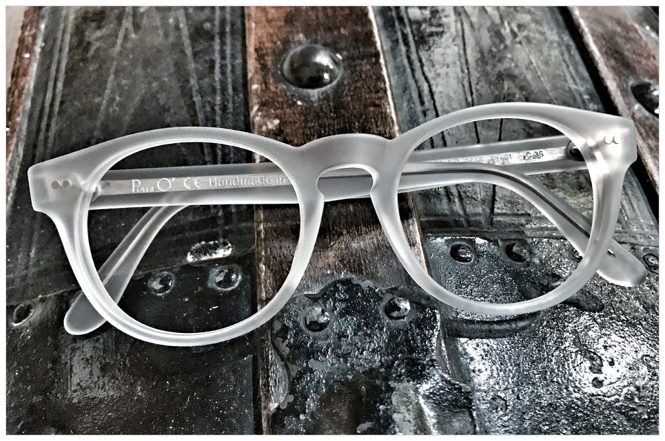 Handmade in Italy eyeglasses - Pollipò 616 3S - front view