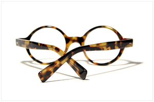 P619 in Tortoiseshell classic blonde by Pollipò