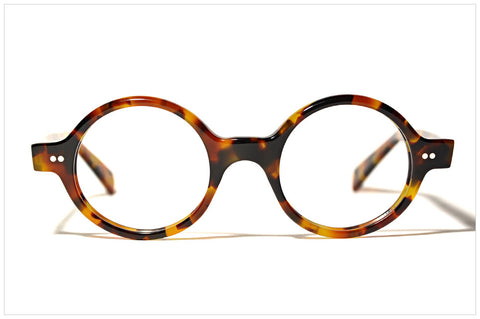 Tortoiseshell in classic amber • SHOP NOW •