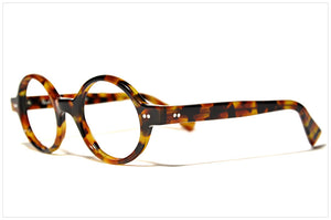 P619 in Tortoiseshell classic amber by Pollipò
