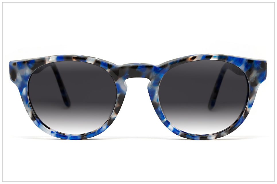 Sunglasses Handcrafted in Italy - Pollipò 620-48 SUN GREY