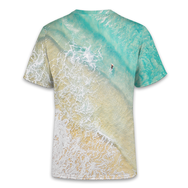 Coastal Views T-Shirt - OmniWear