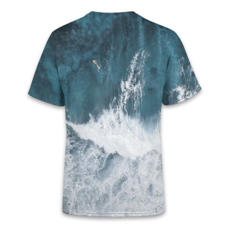 Wave Break T-Shirt - OmniWear