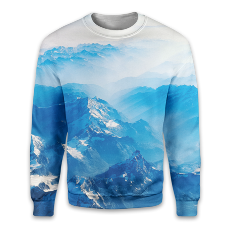 Up High Sweatshirt - OmniWear