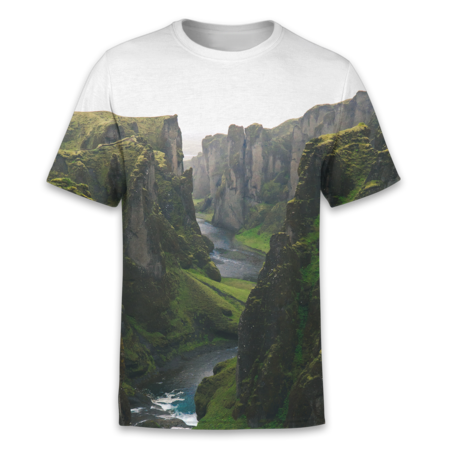 Cliffs T-Shirt - OmniWear