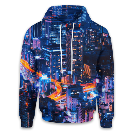 The City Hoodie - OmniWear