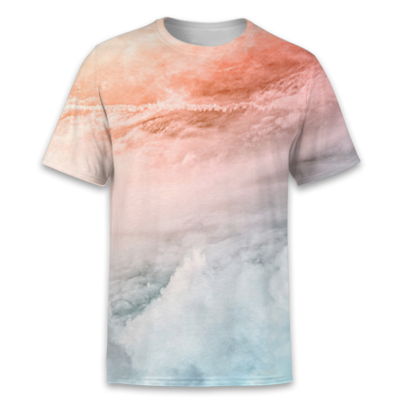 Above The Clouds T-Shirt - OmniWear