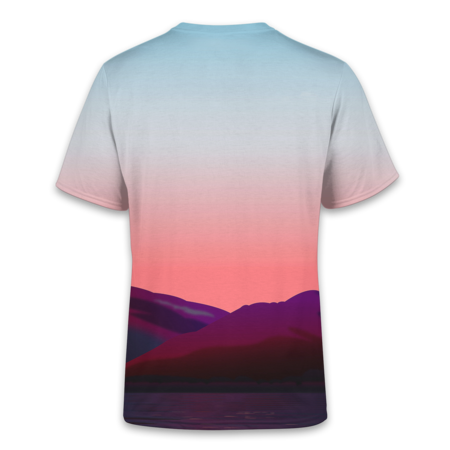 Sunset Mountain T-Shirt - OmniWear