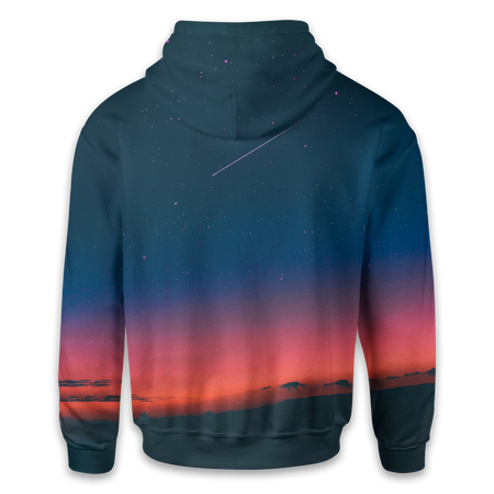 Sunset Vibes Hoodie - OmniWear