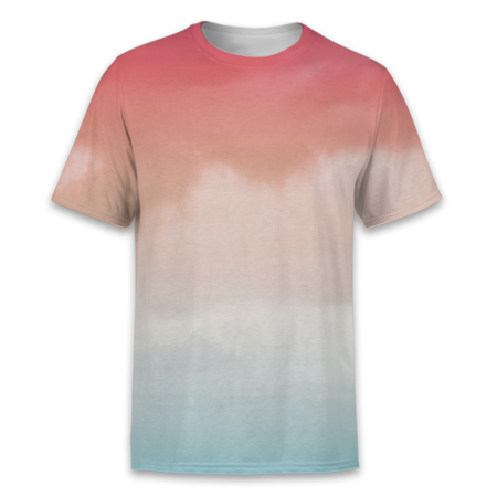 Warm Clouds T-Shirt - OmniWear