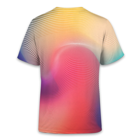 Color Twist T-Shirt - OmniWear