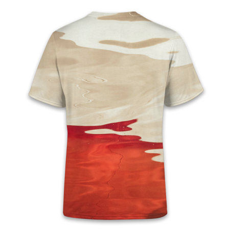 Orange Lakes T-Shirt - OmniWear