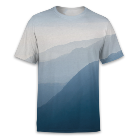 Misty Mountains T-Shirt - OmniWear