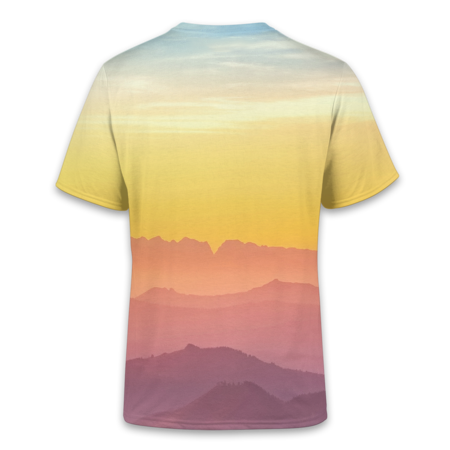 Tirad Sunset T-Shirt - OmniWear