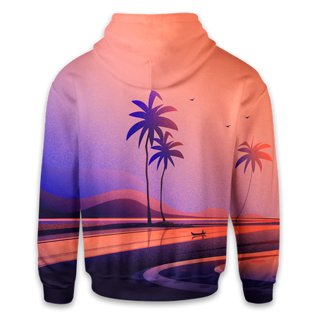 Indian Sunset Hoodie