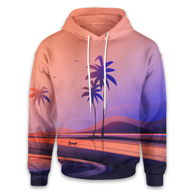 Indian Sunset Hoodie - OmniWear