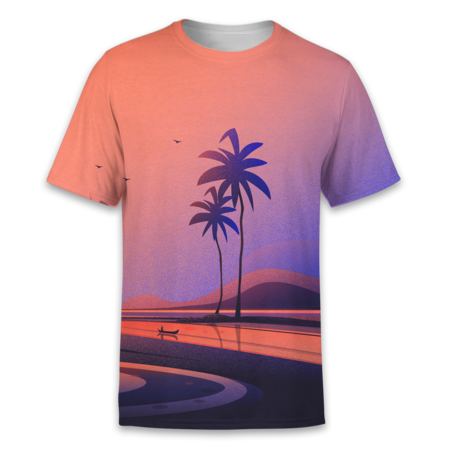 Indian Sunset T-Shirt - OmniWear