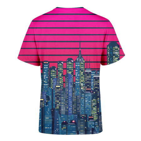 Aesthetic City T-Shirt - OmniWear