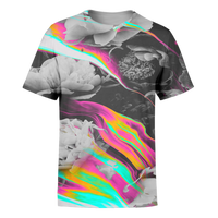 Floral Decay T-Shirt - OmniWear