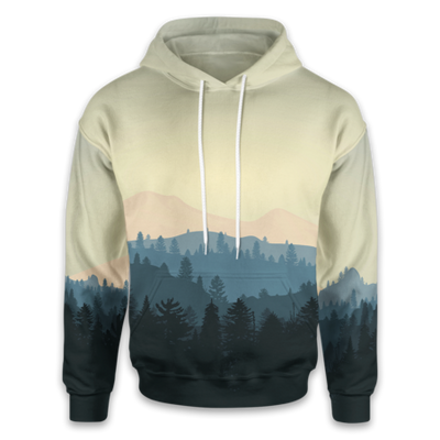 The Forest Hoodie - OmniWear
