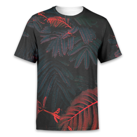 Flora Night T-Shirt - OmniWear