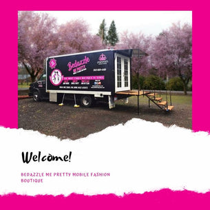 Bedazzle Me Pretty Mobile Fashion Boutique