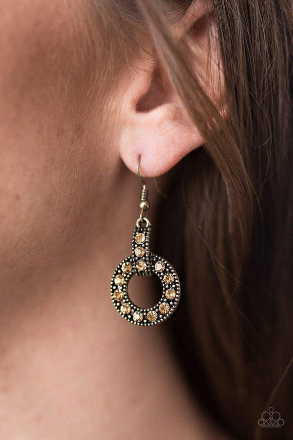 midnight-ball-brass-earrings-paparazzi-accessories