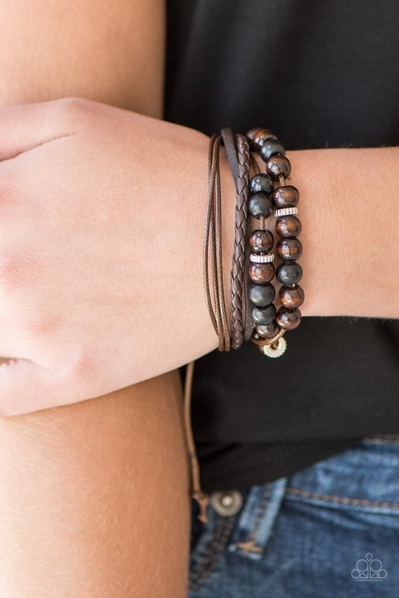 wild-woods-brown-bracelet-paparazzi-accessories