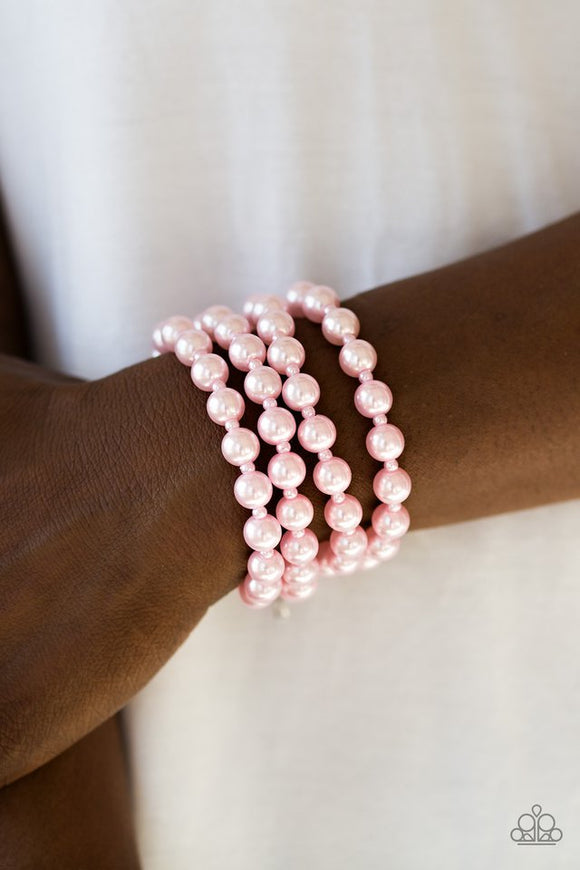 work-the-ballroom-pink-bracelet-paparazzi-accessories