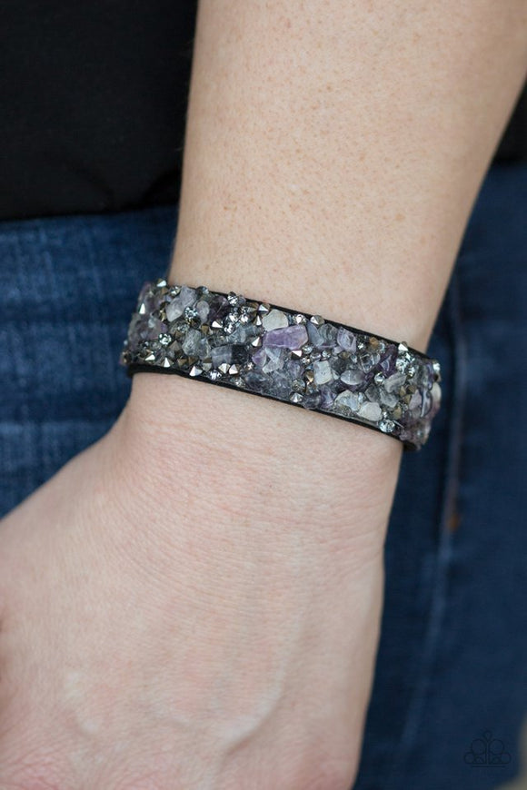 totally-crushed-it-purple-bracelet-paparazzi-accessories