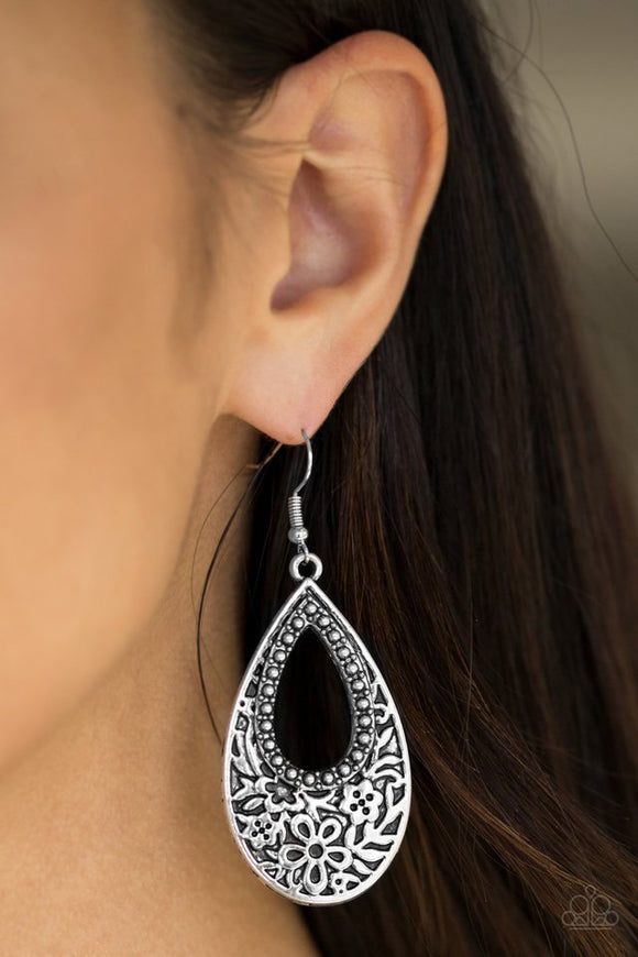 spring-flinging-silver-earrings-paparazzi-accessories