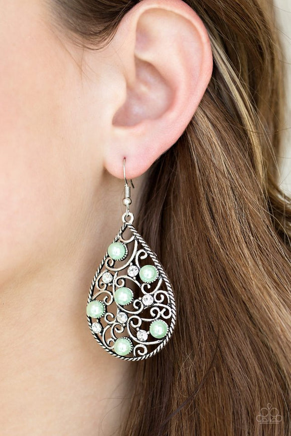 glowing-vineyards-green-earrings-paparazzi-accessories