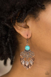 a-bit-on-the-wildside-copper-earrings-paparazzi-accessories