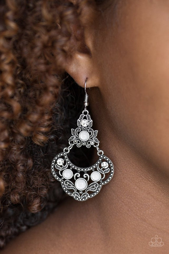 garden-state-glow-white-earrings-paparazzi-accessories