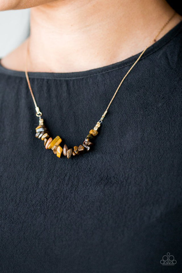 back-to-nature-brown-necklace-paparazzi-accessories