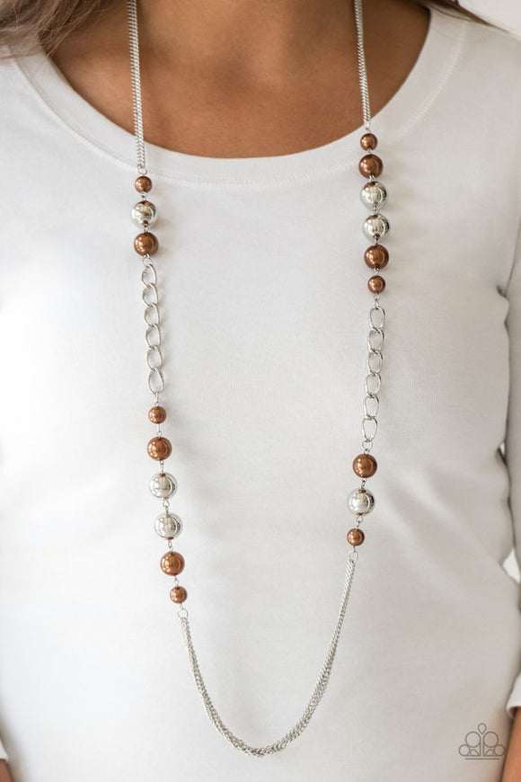 uptown-talker-brown-necklace-paparazzi-accessories